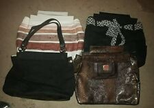Miche bag with Fiona, Jennifer, and Abagail shells