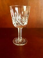 """Waterford Crystal LISMORE Port Wine Glass (4-1/4"""" Tall) - EXCELLENT, Vintage"""