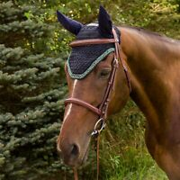 Equine Couture Beaded Fly Bonnet