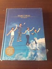 TAKE THAT - THE CIRCUS - SPECIAL LIMITED ED - CD + 48 PAGE BOOK - NEW & SEALED