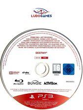 Destiny PAL/EUR PS3 Promo Retro Playstation Videojuego Videogame Mint State