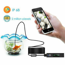 8 LED 1200P WiFi Endoscope Inspection Camera IP68 for Phone IOS Android PC iPad