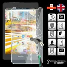 Tablet Tempered Glass Screen Protector Cover For ARCHOS 70 Oxygen