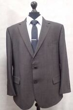 Wool Classic Short Suits & Tailoring Pinstripe for Men
