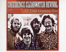 CD	CREEDENCE CLEARWATER REVIVAL	all time greatest hits	2CD EX (R2920)