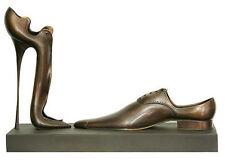 A Deux - Bronze, Paul Wunderlich, Skulptur