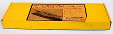 RARE Vintage Model Shipways MS2033 New Bedford Whale Boat Wood Model Kit  NOS