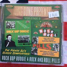"Ding Dong Presents ""Rock Bop Boogie""...double Cd Sun Rockabilly Cd Set Vol.2"