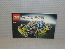 LEGO® Technic Bauanleitung 8256 Super Kart ungelocht instruction B937