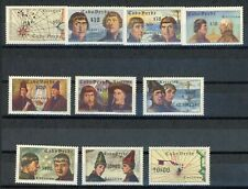 Kap Verde MiNr. 280-89 postfrisch MNH Schiffe (Schif577
