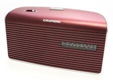 GRUNDIG MUSIC 60 - RADIO ROT/SILBER