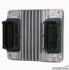 Opel Meriva 12230554 Motorsteuergerät  Reparatur