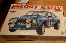 1/24 ESCI ESCORT RS 1800 EATON YALE RAC RALLY