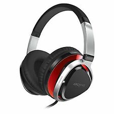 Creative Hs-avnlv2 Rd Aurvana Live 2 Orver Ear Headset Red With From Japan