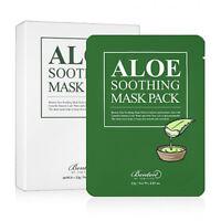 [BENTON] Aloe Soothing Mask Pack 3pcs / 5pcs / 7pcs / 10pcs (1Pack)