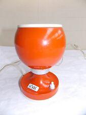 PETITE LAMPE DESIGN 1970 MÉTAL PEINT/VINTAGE LAMP 70'S--N° B86