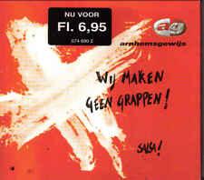 Arnhems Gewijs-Wij Maken Geen Grappen cd maxi single