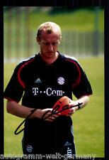 Seppo Eichhorn Super ak foto bayern munich 2004-05 (2) ORIG. firmado