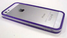 Ultra Slim Silicon TPU Soft Bumper Frame Protector Case for iPhone 5 5S 4G LTE