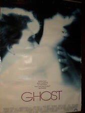 "MOVIE POSTER~Ghost Original 1990 27x40"" Original Film Sheet Swayze Moore One~"