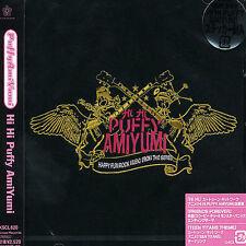 PUFFY AMIYUMI - HI HI PUFFY AMIYUMI [BONUS TRACKS] NEW CD