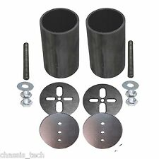 CHEVY Classic AirRide Suspension Bag Mounting Brackets Universal Fabricator
