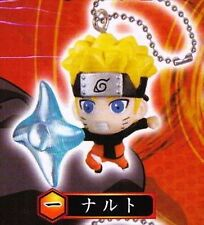 Bandai NARUTO Shippuden Ninja Griddle Key Chain KEYCHAIN SWING Figure