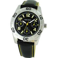 TIME FORCE TF-4119B09 RELOJ CADETE ACERO MULTIFUNCION 50M