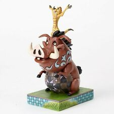 Disney Traditions Timon and Pumba From The Lion King  Jim Shore 4054281