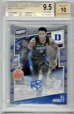2019/20 Panini National Convention RJ Barrett Auto RC NOT Contenders /5 BGS 9.5