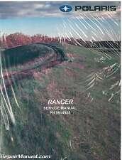 1999 Polaris Ranger 6X6 Side by Side Service Manual : 9914985