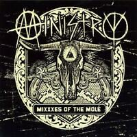 MINISTRY - MIXXXES OF THE MOLE (New & Sealed) Metal Rock CD #0884860028820