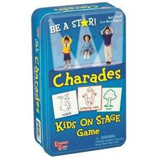 Kids on Stage Charades in a Tin Uni01493