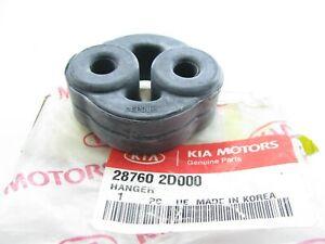 New Genuine Exhaust Pipe Rubber Hanger OEM For Kia 287602D000