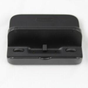 Genuine Nintendo Wii U Black Stand  Gamepad Charger Dock WUP-014 016