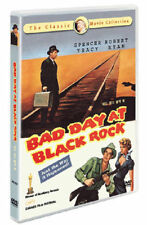Bad Day at Black Rock (1955) Spencer Tracy, Robert Ryan DVD *NEW