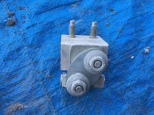 2000-2002 SATURN L300 L SERIES RIGHT REAR LOWER DOOR HINGE OEM BACK SIDE OPEN OE