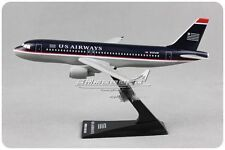 1/200 Us Airways Airbus A320-200 Passenger Airplane Abs Plastic Assembled Model