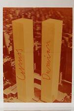 "JOSEPH BEUYS: ""The World Trade Center"" 1973 rare Art-Postcard  NEW"
