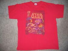 STAR WARS MARVEL COMICS #5 1977 SHIRT LARGE A New Hope Han Solo Luke Chewbacca