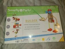 Educational Blip Smarty Parts Builder Set Create Build Play New Sealed