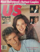 US Magazine May 30 1988 Marlee Matlin - Richard Dean Anderson Cover No Label EX