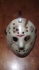 Friday the 13th Part 6 Jason Lives BULLET HOLE VERSION style hockey mask