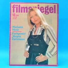 DDR Filmspiegel 13/1980 Rolf Herricht Carole Bouquet Jürgen Zartmann Hoffman T