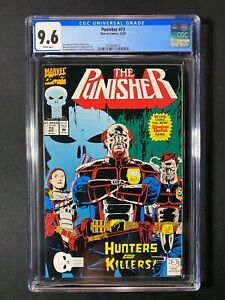 Punisher #73 CGC 9.6 (1992)