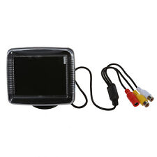 "LCD MONITOR 3.5 ""CAR CAMERA REVERSE DVD T7C3"