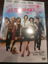 ST. TRINIAN'S SCHOOL FOR BAD GIRLS USED MOVIE DVD UNITED STATES DVD FORMAT