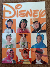 HALLOWEEN 2005 DISNEY DIRECT CATALOG FEATURING COSTUMES COLLECTIBLE