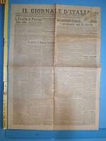 14/01/1920 IL GIORNALE D'ITALIA L'Italia a Parigi - 260