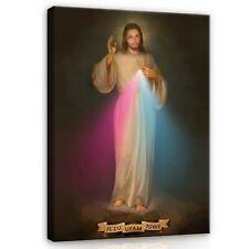 Leinwand Bild Wandbilder Bilder XXL Kunst Wohnzimmer Jesus Christus Religion 12